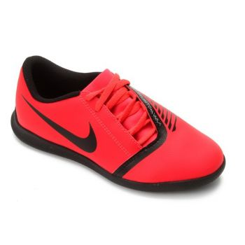Chuteira Futsal Nike JR Phantom Venom Club IC Original Infantil
