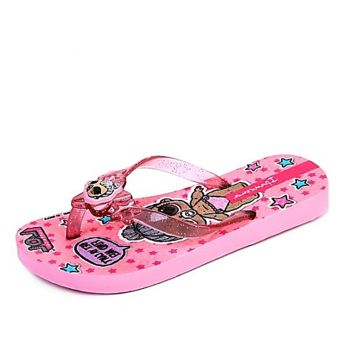 Chinelo Ipanema Infantil LOL Surprise III Rosa