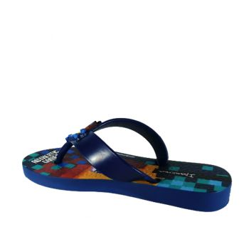Chinelo Ipanema Infantil Authentic Games Azul