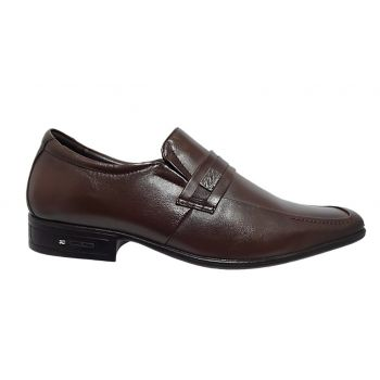 Sapato Social 3D Executive Dark Brown Jota Pe